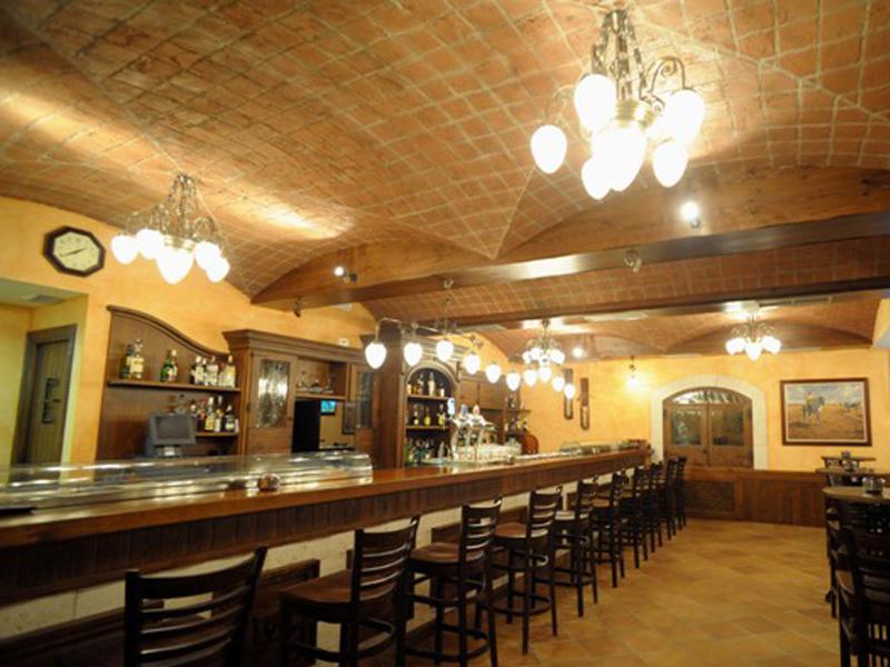 BARRA- Restaurante El Riscal
