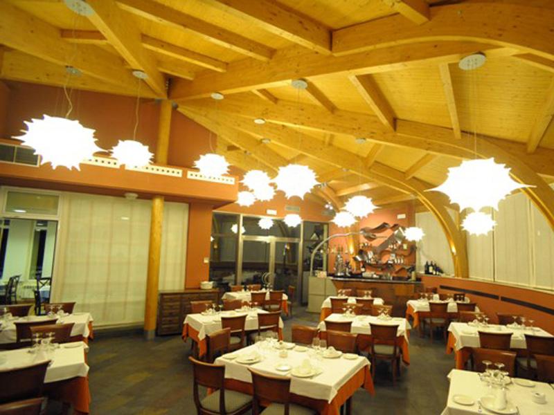 SALÓN NÓRDICO - Restaurante El Riscal