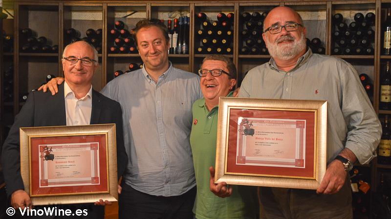 Reconocimiento-al-Restaurante-El-Riscal-y-a-la-Bodega-Valle-del-Botijas-por-parte-de-los-Restauranteros